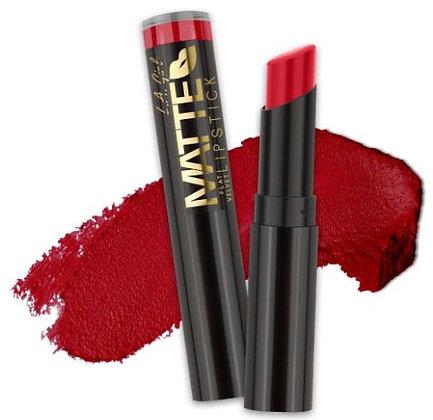 Matte Flat Velvet Lipstick - Relentless