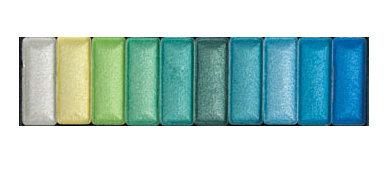 10 Color Eye Palette - Vivacious
