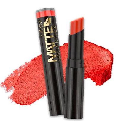 Matte Flat Velvet Lipstick - Frisky