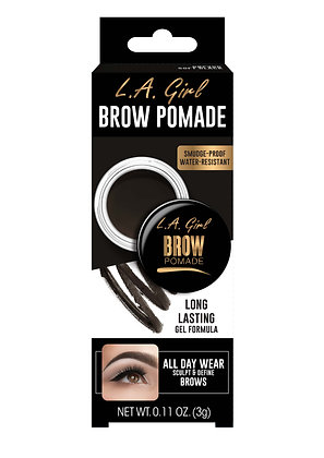 Brow Pomade - Soft Black