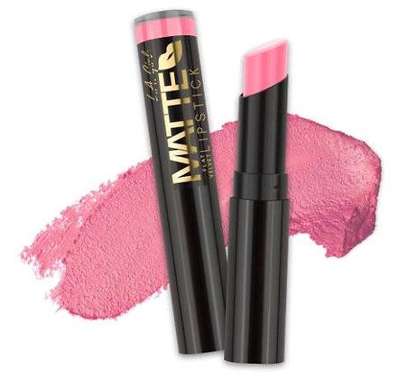Matte Flat Velvet Lipstick - Sweet Revenge