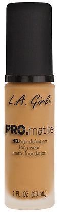 PRO Matte Foundation - Light Tan