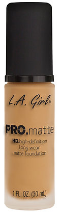 PRO Matte Foundation - Natural