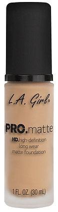 Pro Matte Foundation - Nude