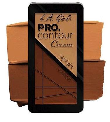 Pro Contour Cream - Medium-Deep