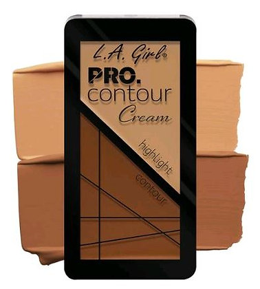 Pro Contour Cream - Medium