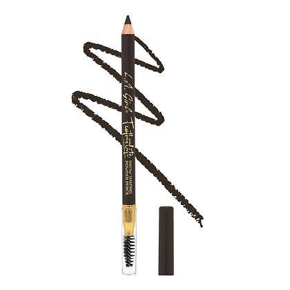 Featherlite Powder Brow Pencil - Dark Brown