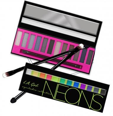 Beauty Brick Eyeshadow Collection