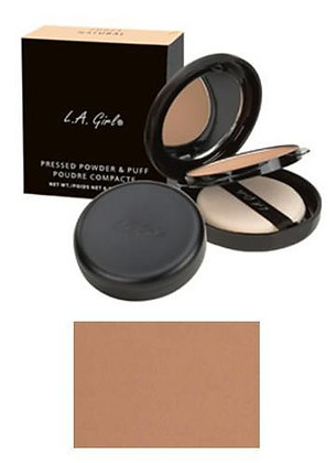 Ultimate Pressed Powder -  Warm Bronze