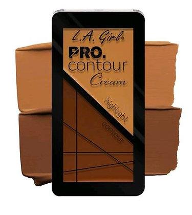 Pro Contour Cream - Tan
