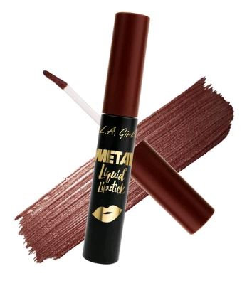 Metal Liquid Lipstick - Bronzed