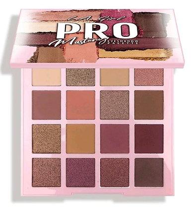 PRO.Eyeshadow Palette - Mastery