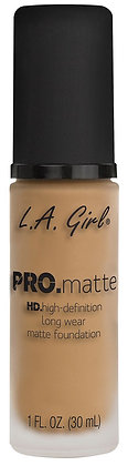 Pro Matte Foundation - Sandy Beige