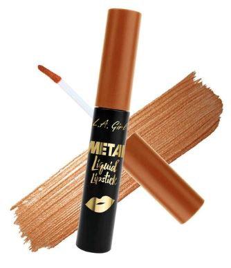 Metal Liquid Lipstick - Golden
