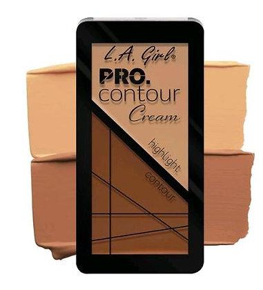 Pro Contour Cream - Light