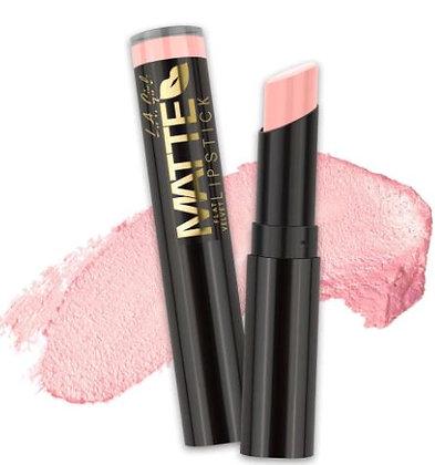 Matte Flat Velvet Lipstick - Ooh La La!