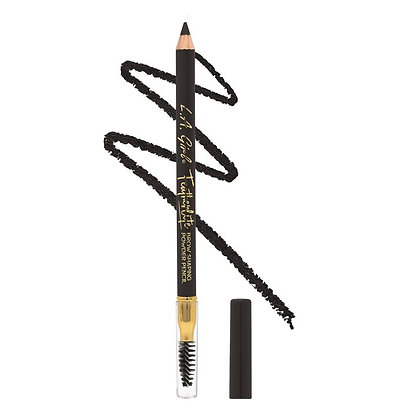 Featherlite Powder Brow Pencil - Soft Black