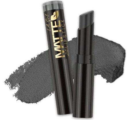 Matte Flat Velvet Lipstick - Poetic