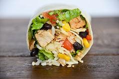 Burrito Libre Classic Chicken
