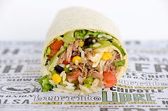 Burrito Libre Slow Roasted Chilli Lime Beef