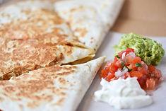 Burrito Libre Quesadilla