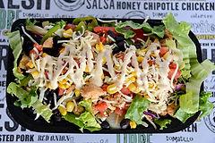 Burrito Libre Salad
