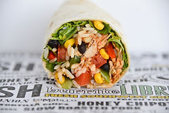 Burrito Libre Honey Chipotle Chicken