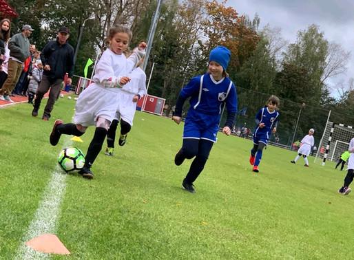 В Солнечногорске прошел турнир по футболу среди девочек