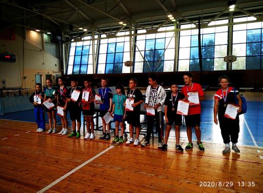 Солнечногорские спортсмены приняли участие в турнире по настольному теннису
