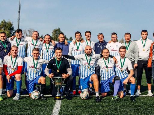 Футбольный клуб «Андреевка» стал чемпионом Кубка Любительской футбольной лиги ЗелАО