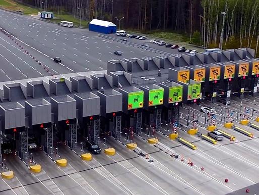 В Солнечногорске на строящемся участке ЦКАД установят систему автоматической оплаты проезда