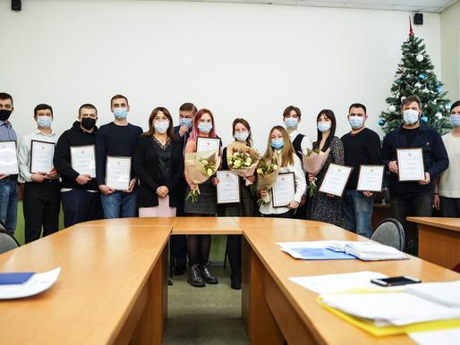 Работу волонтеров Солнечногорья в период пандемии Covid-19 оценили на федеральном уровне