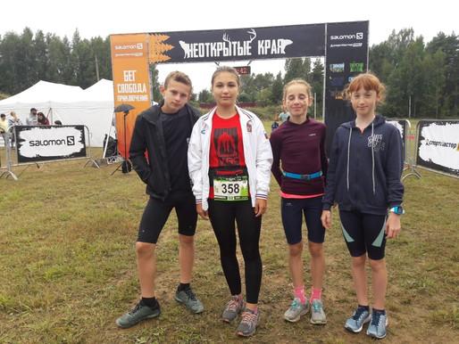 Солнечногорцы приняли участие в этапе кубка по трейлраннингу
