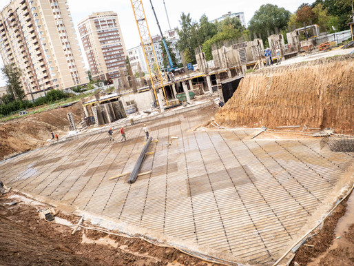 В Солнечногорске возобновили строительство нового жилого комплекса
