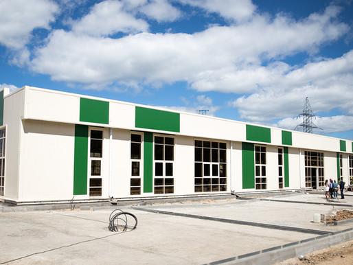 Строительство фермерского рынка в Солнечногорске завершат к концу августа