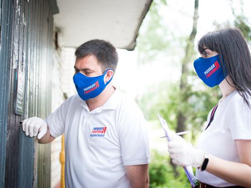 Солнечногорский волонтерский штаб МГЕР, созданный в пандемию, продолжает свою работу