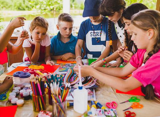 Юные жители Солнечногорья смогут отдохнуть в творческом арт-лагере