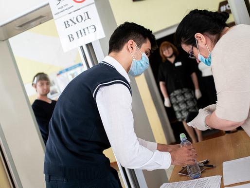 Более 400 школьников Солнечногорска сдают ЕГЭ по обществознанию