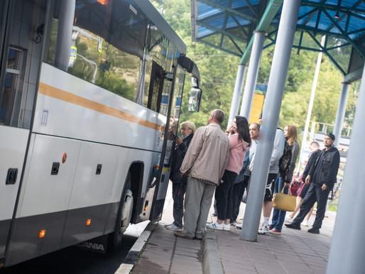 В Солнечногорске проверяют соблюдение масочного режима в общественном транспорте