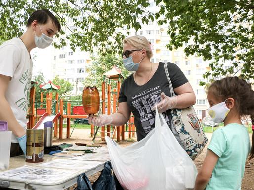 Свыше 350 килограммов вторсырья собрали на акции «Экодвор» в Солнечногорске за год