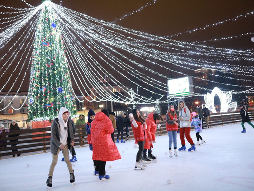 В Солнечногорске провели вечеринку ко Дню студента