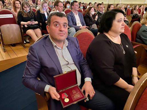 Единороссы Солнечногорска приняли участие в праздновании Дня труда Московской области
