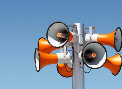 2 октября в Солнечногорске проведут комплексную техническую проверку региональной системы оповещения