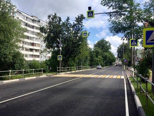В Солнечногорске отремонтировали более 70 км дорог