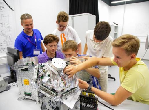 Солнечногорских школьников приглашают принять участие в инженерной программе «Космические технологии