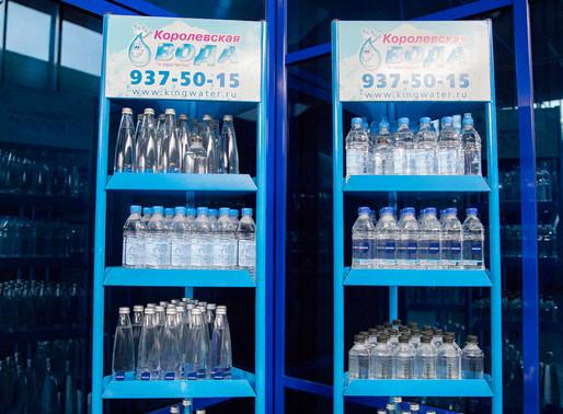 Предприятие по производству бутилированный воды в Солнечногорске расширит свое производство