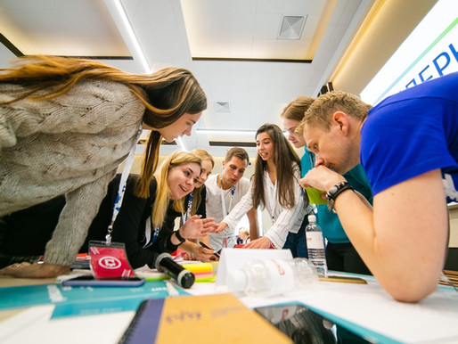Третий модуль образовательной программы «Голос поколения» стартует в Мастерской управления «Сенеж»