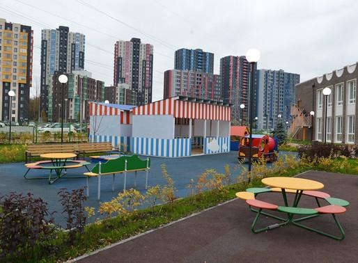 Солнечногорск вошел в первую десятку среди муниципалитетов региона по строительству домов