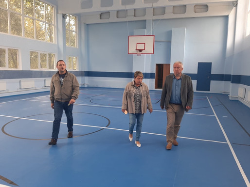 В Солнечногорске проверили готовность школы к новому учебному году