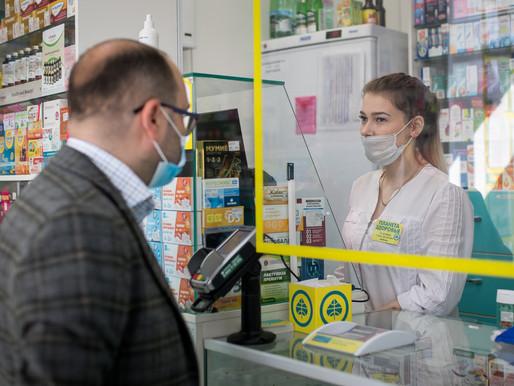 Аптеки Солнечногорска проверяют на наличие средств индивидуальной защиты
